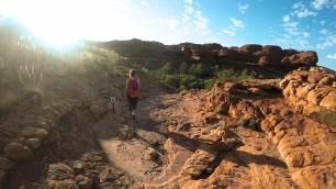 Kings Canyon Rim Walk NT, Australia